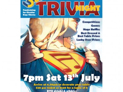 CKC Trivia Night - Saturday 13 July - Jul 13, 2019